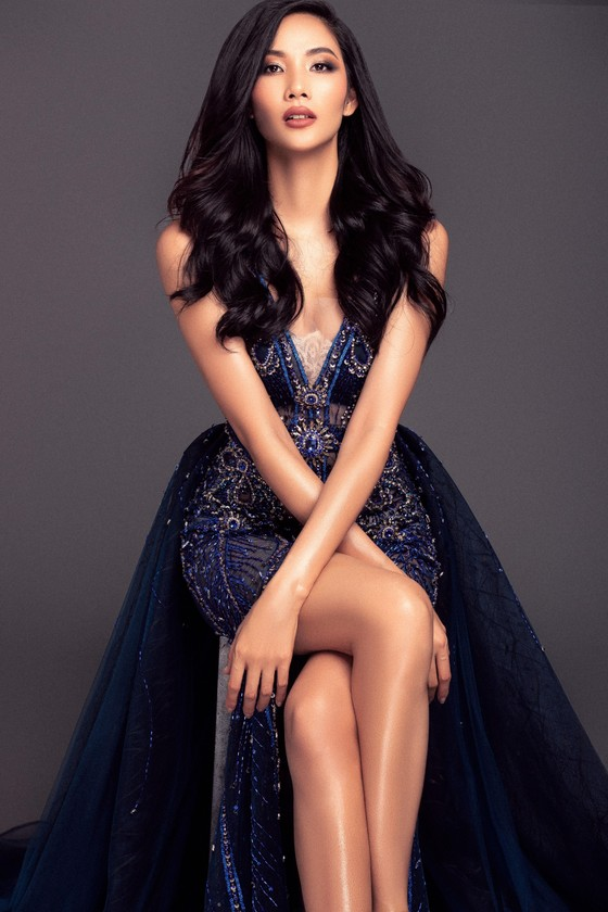 Á hậu Hoàng Thùy là đại diện Việt Nam tham gia Hoa hậu Hoàn vũ Thế giới 2019 ảnh 4