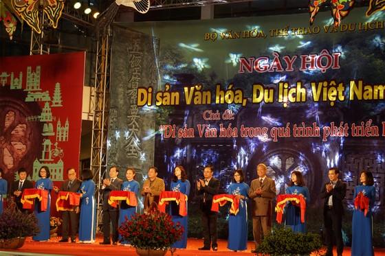 Khai mạc Ngày hội Di sản văn hóa, du lịch Việt Nam 2019 ảnh 1