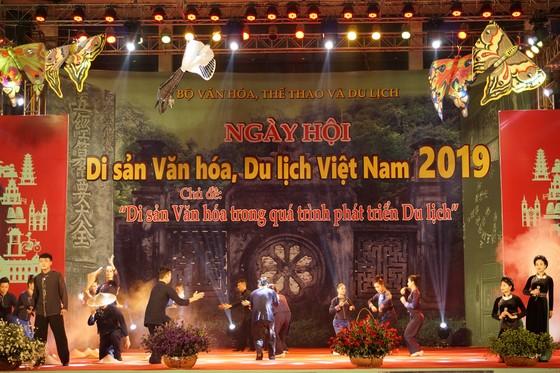 Khai mạc Ngày hội Di sản văn hóa, du lịch Việt Nam 2019 ảnh 2