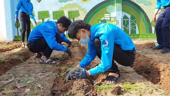 Chung tay xây dựng TPHCM là đô thị xanh, thân thiện với môi trường ảnh 3
