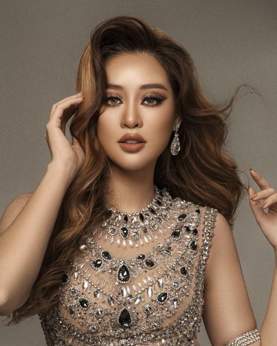 Hoa hậu Khánh Vân biến hoá hình ảnh theo concept công chúa - nữ hoàng ảnh 3