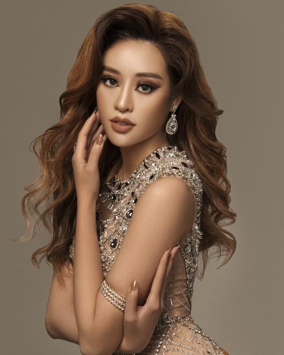 Hoa hậu Khánh Vân biến hoá hình ảnh theo concept công chúa - nữ hoàng ảnh 4