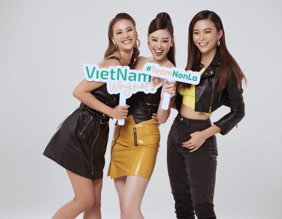 9 hoa hậu, á hậu nổi tiếng quy tụ trong chương trình 'Đi Việt Nam đi - Vietnam why not' ảnh 3