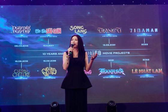 """Ngô Thanh Vân bất ngờ công bố dự án mới """"Lê Nhật Lan""""  ảnh 1"""