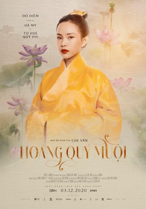 """Dự án webdrama """"Hoàng Quý Muội"""" của đạo diễn Luk Vân chính thức lên sóng ảnh 5"""