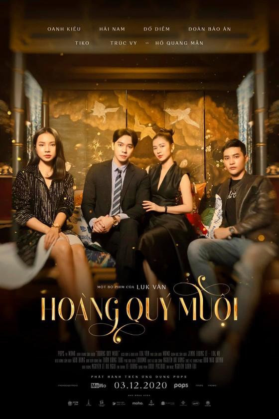 """Dự án webdrama """"Hoàng Quý Muội"""" của đạo diễn Luk Vân chính thức lên sóng ảnh 1"""