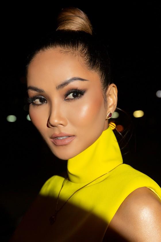 Dàn người đẹp Hoa hậu Hoàn vũ Việt Nam hội ngộ  ảnh 5
