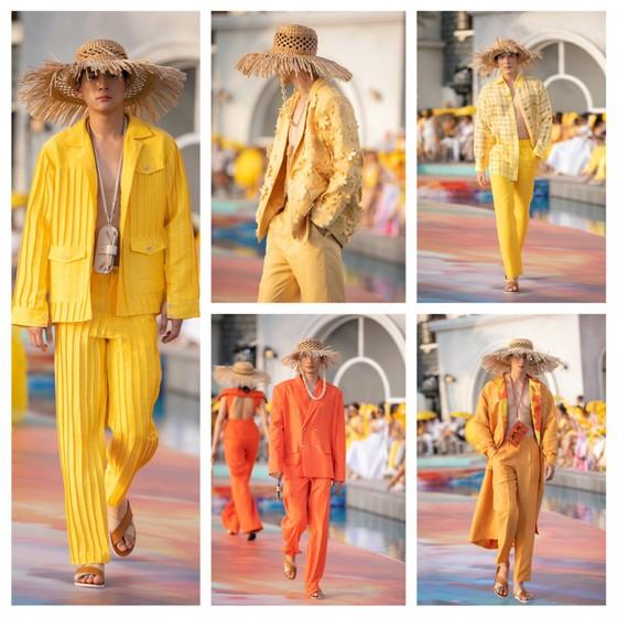 NTK Lê Thanh Hòa ra mắt BST thời trang mới 'Like The Sunshine' ảnh 13
