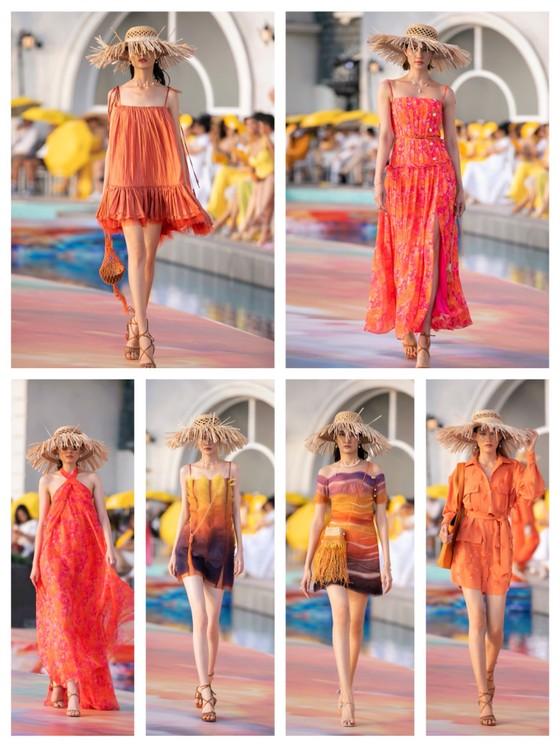 NTK Lê Thanh Hòa ra mắt BST thời trang mới 'Like The Sunshine' ảnh 14