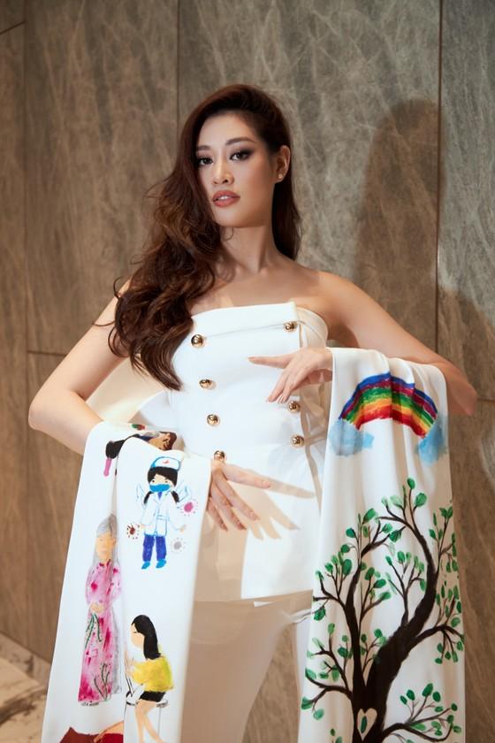Dự án bảo vệ trẻ em xâm hại của hoa hậu Khánh Vân được tổ chức Miss Universe quan tâm ảnh 4
