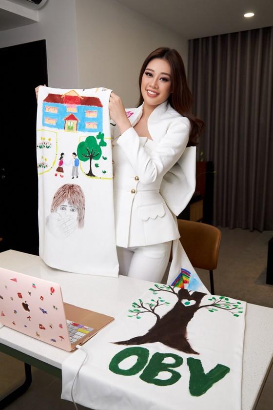 Dự án bảo vệ trẻ em xâm hại của hoa hậu Khánh Vân được tổ chức Miss Universe quan tâm ảnh 2