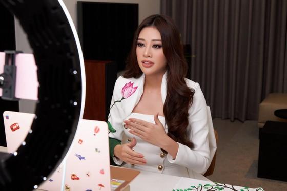 Dự án bảo vệ trẻ em xâm hại của hoa hậu Khánh Vân được tổ chức Miss Universe quan tâm ảnh 1