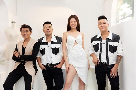 Hoa hậu Khánh Vân biến hóa với ba phong cách thời trang khác nhau  ảnh 1