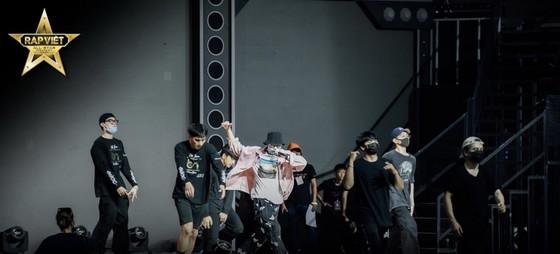 Live Concert Rap Việt All-Star hé lộ loạt hình ảnh tổng duyệt 'gây choáng' ảnh 8