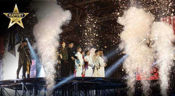'Live concert Rap Việt All-Star' khiến rap fan đắm chìm trong không gian âm nhạc đỉnh cao  ảnh 3