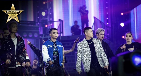 'Live concert Rap Việt All-Star' khiến rap fan đắm chìm trong không gian âm nhạc đỉnh cao  ảnh 4