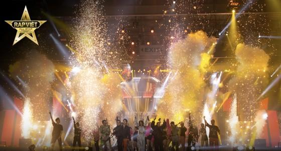 'Live concert Rap Việt All-Star' khiến rap fan đắm chìm trong không gian âm nhạc đỉnh cao  ảnh 7