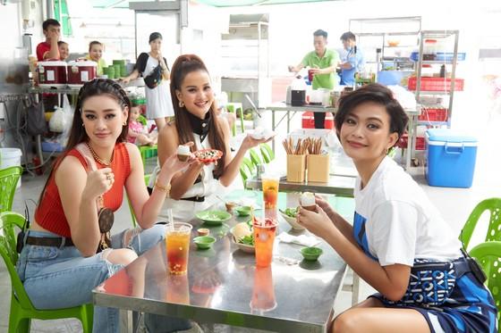 Hoa hậu Khánh Vân khám phá văn hóa, con người và cảnh đẹp Việt Nam ảnh 3
