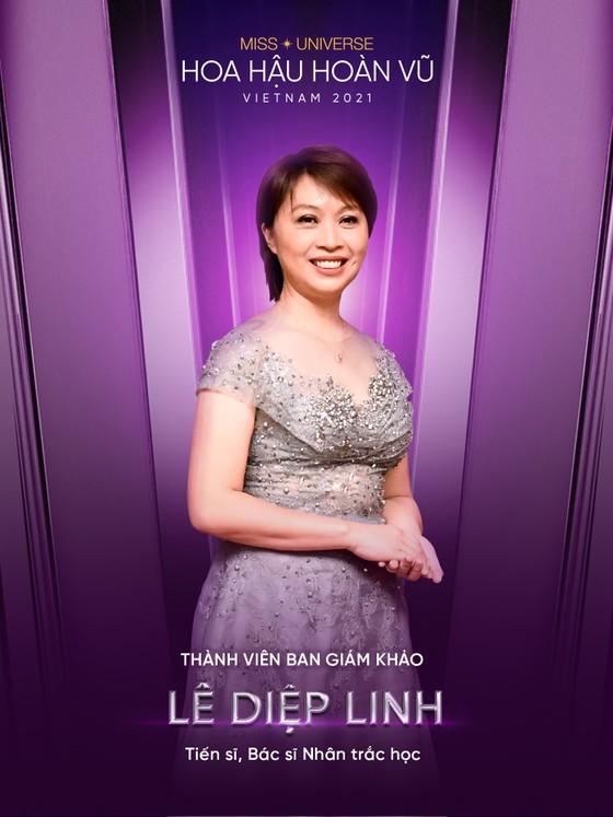 Công bố 3 giám khảo đầu tiên của Hoa hậu Hoàn vũ Việt Nam 2021 ảnh 2