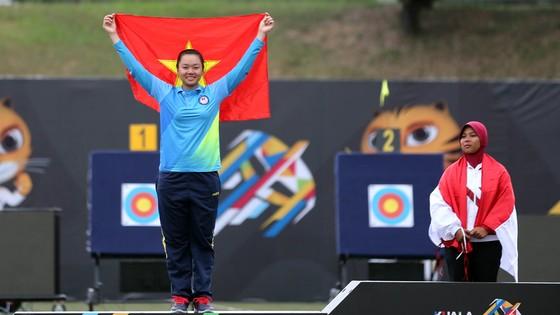 Kiều Oanh giành huy chương bạc bắn cung ảnh 2