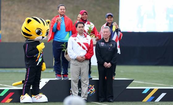 Kiều Oanh giành huy chương bạc bắn cung ảnh 3