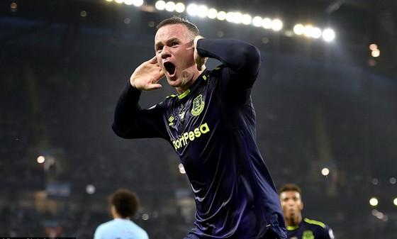 Manchester City may mắn chia điểm Everton ảnh 1