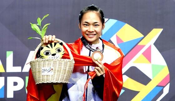Bảng tổng sắp: Việt Nam xếp thứ 3 với 58 HCV