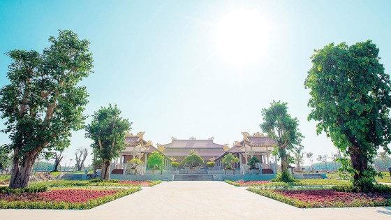 Ghé thăm khu vườn an lạc Sala Garden  ảnh 2