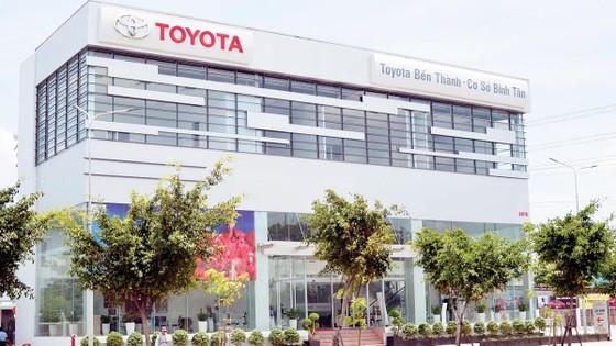 Toyota Bến Thành nâng cao chất lượng phục vụ người tiêu dùng   ảnh 1