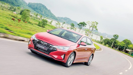 Hyundai Thành Công chính thức giới thiệu Elantra và Tucson 2019 ảnh 1