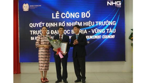 GS-TS Nguyễn Lộc được bổ nhiệm giữ chức Hiệu trưởng Trường Đại học Bà Rịa – Vũng Tàu ảnh 3