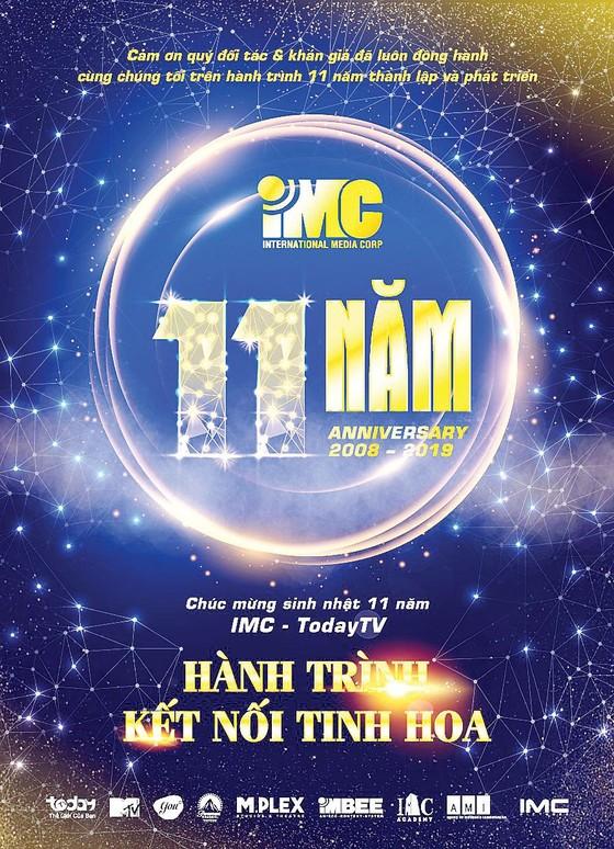 """Khởi động sự kiện """"IMC - hành trình kết nối tinh hoa"""" chào mừng sinh nhật 11 năm thành lập IMC-TodayTV ảnh 1"""