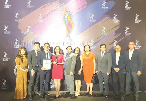 URC Việt Nam đạt giải thưởng 'Công ty có môi trường làm việc tốt nhất Châu Á tại Việt Nam 2019' ảnh 1