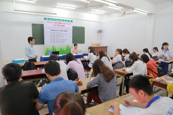 Trường ĐH Công nghiệp Thực phẩm TPHCM: Cam kết việc làm cho sinh viên học cao đẳng ảnh 1
