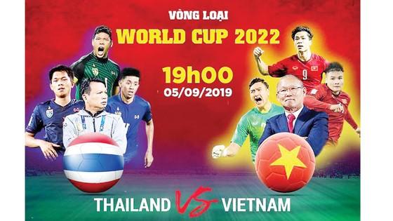 Du lịch Thái Lan cổ vũ đội tuyển Việt Nam ảnh 1