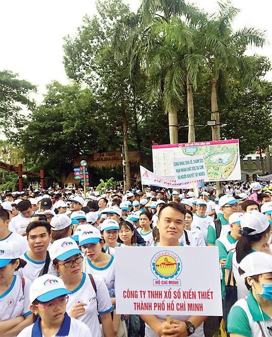 Hòa Bình tham gia đi bộ vì nạn nhân chất độc da cam ảnh 3