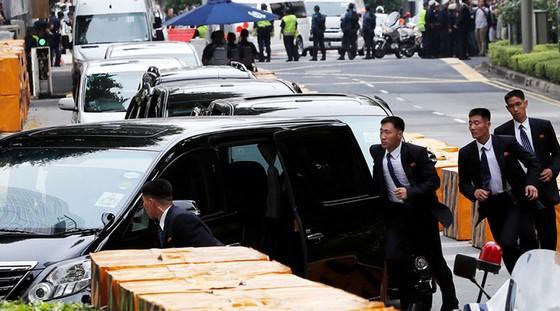 Không khí bắt đầu nóng trước thềm hội nghị thượng đỉnh Mỹ - Triều Tiên ảnh 1