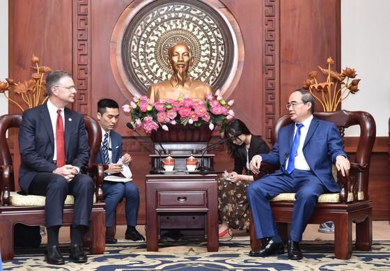 Tiếp tục thúc đẩy quan hệ Việt Nam - Hoa Kỳ phát triển trên nhiều mặt ảnh 1