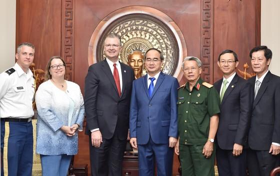 Tiếp tục thúc đẩy quan hệ Việt Nam - Hoa Kỳ phát triển trên nhiều mặt ảnh 3