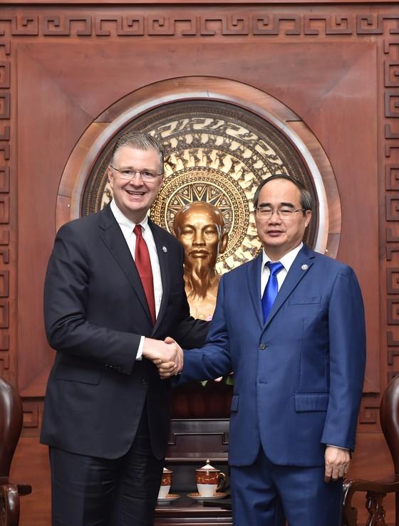 Tiếp tục thúc đẩy quan hệ Việt Nam - Hoa Kỳ phát triển trên nhiều mặt ảnh 2