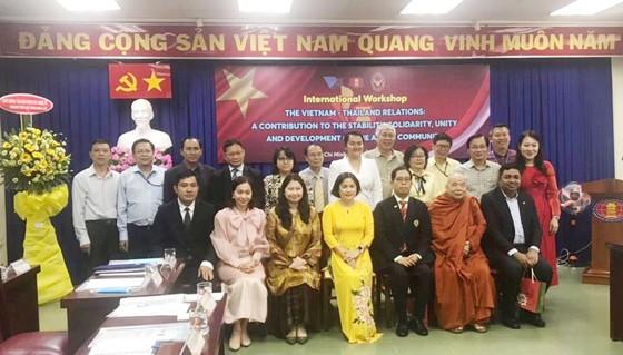 Quan hệ Việt Nam - Thái Lan góp phần củng cố cộng đồng ASEAN ảnh 1