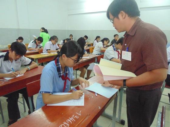 Sáng 2-6, hơn 87.000 thí sinh bước vào kỳ thi tuyển sinh lớp 10 công lập ảnh 7