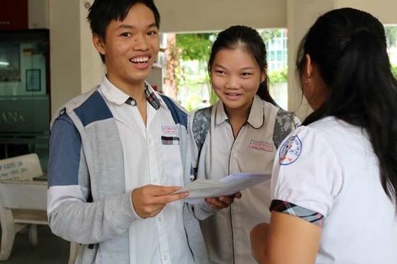 Trường Trung học thực hành công bố điểm thi vào các lớp 10 chuyên ảnh 1