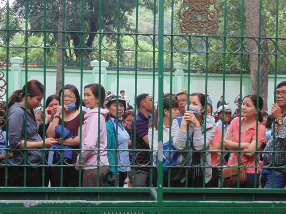 Hơn 4.000 thí sinh căng thẳng tranh suất vào lớp 6 Trường THPT chuyên Trần Đại Nghĩa ảnh 7