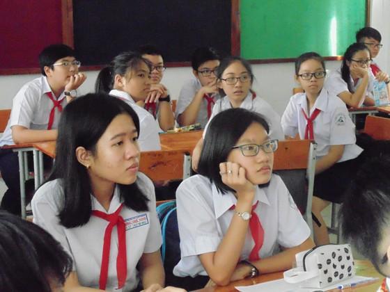 Những bài học về yêu thương trong ngày tựu trường ảnh 1