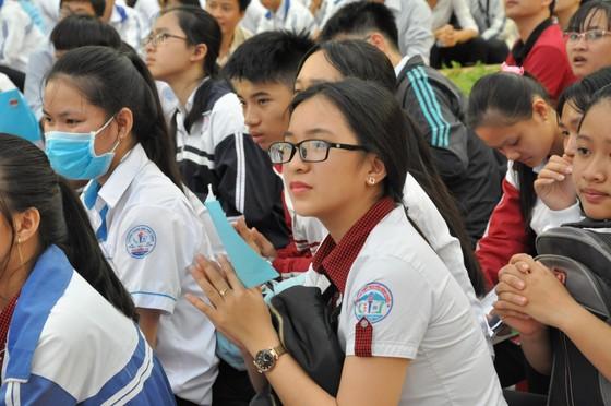 Hơn 7.000 học sinh THPT tham gia kỳ thi Olympic Tháng 4 năm 2019 ảnh 3