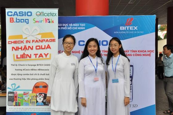 Hơn 7.000 học sinh THPT tham gia kỳ thi Olympic Tháng 4 năm 2019 ảnh 4