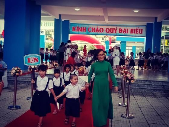 Khánh thành và khai giảng Trường Tiểu học Phan Huy Ích (quận Tân Bình) ảnh 1