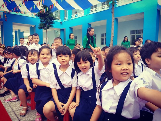 TPHCM: Nhiều giải pháp đảm bảo mục tiêu 300 phòng học/10.000 dân ảnh 1