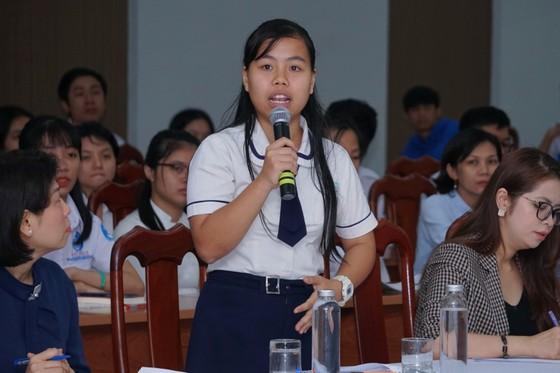 Học sinh, sinh viên TPHCM mong cải tiến môi trường học tập ảnh 1